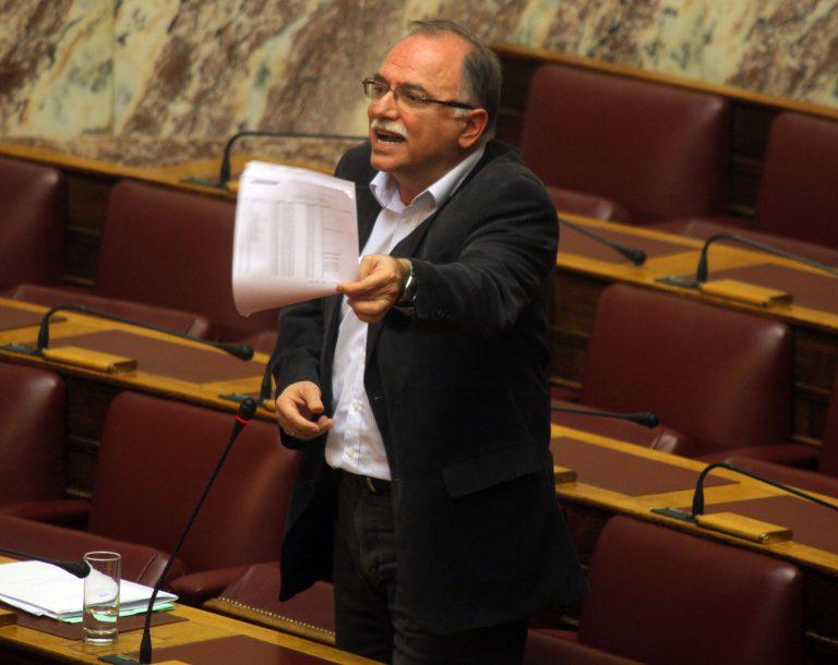 Παπαδημούλης: Ο συμβιβασμός με τη SIEMENS είναι ένα νέο σκάνδαλο μέσα στο μέγα σκάνδαλο | Newsit.gr