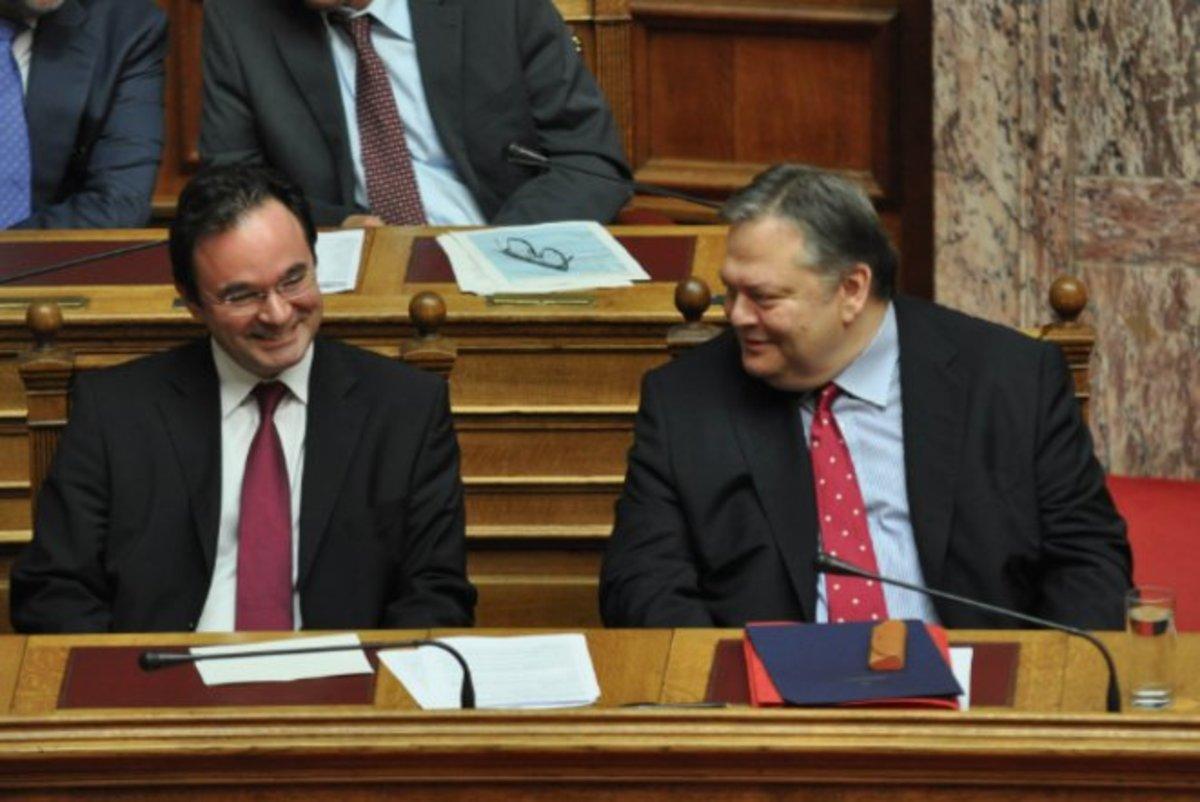 Παπακωνσταντίνου κατά Βενιζέλου και ΣΔΟΕ για τη λίστα Λαγκάρντ | Newsit.gr