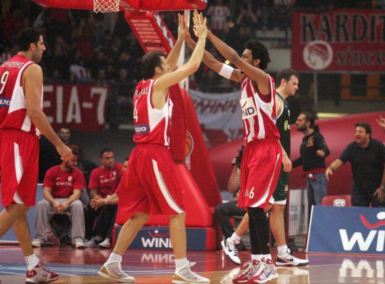 Έλεγχος ντόπινγκ στον Ολυμπιακό   Newsit.gr