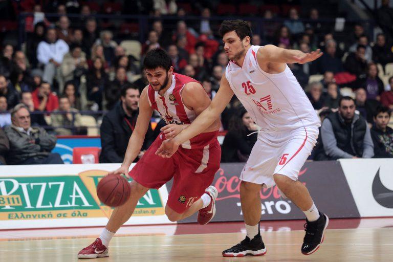 Παπανικολάου: Σκέφτομαι μόνο τον Ολυμπιακό και όχι το ΝΒΑ | Newsit.gr