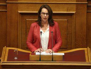Νέα κυβέρνηση: Κατερίνα Παπανάτσιου η… συνοδοιπόρος του Τσακαλώτου [pics]