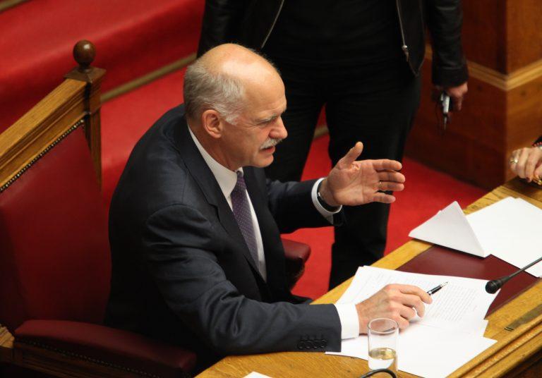 Το… μπαλάκι στον Παπανδρέου για τα πλέι οφ – Διαψεύδει απόφαση αναβολής η ΓΓΑ | Newsit.gr