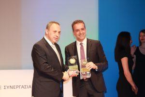 Retail Business Awards: Τιμητικές διακρίσεις για τον Θανάση Παπανικολάου