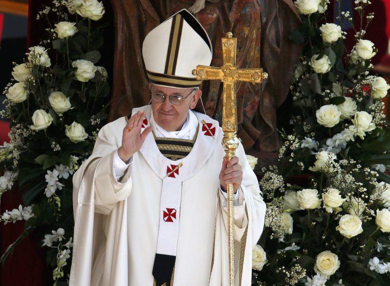 Ο Πάπας θα τελέσει τη λειτουργία της Μ.Πέμπτης στο παρεκκλήσι φυλακής ανηλίκων | Newsit.gr