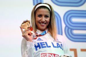 Τα 29 ελληνικά μετάλλια σε Ευρωπαϊκό κλειστού στίβου