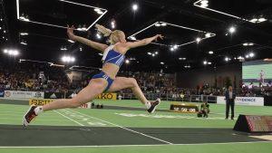 Η Παπαχρήστου βαλκανιονίκης με φετινό ρεκόρ