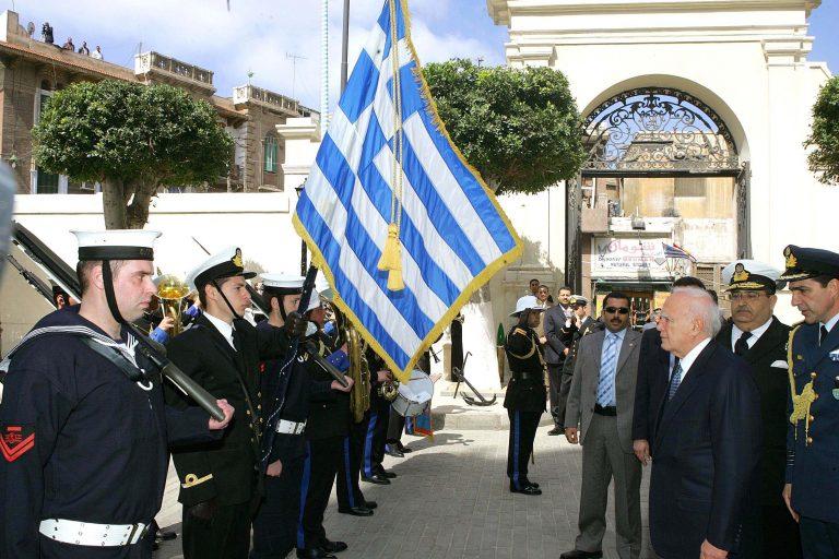 Στην Αίγυπτο από σήμερα ο Κ.Παπούλιας | Newsit.gr