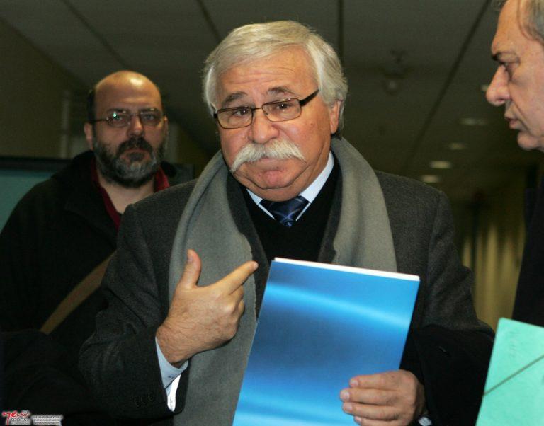 Τριήμερο πένθος στον Εργοτέλη για τον Παπουτσάκη   Newsit.gr