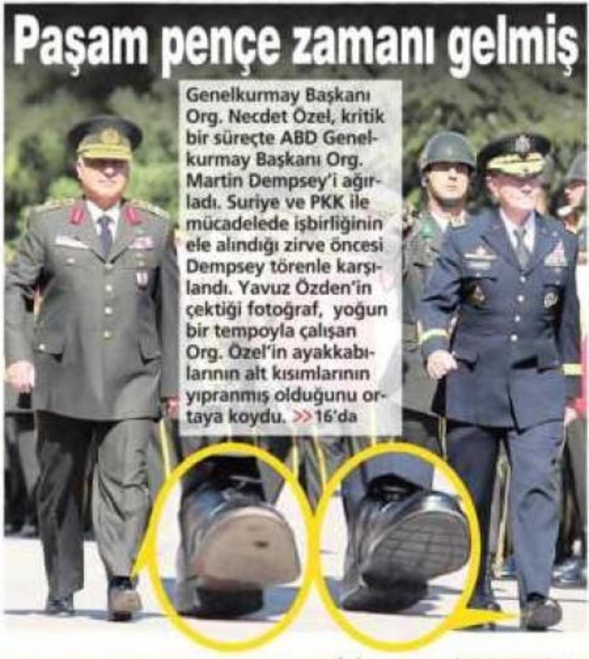 Ηταν τρύπιο το παπούτσι του Οζέλ;   Newsit.gr