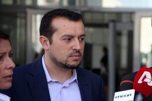 Ο Νίκος Παππάς για την ΕΡΤ και τις άδειες στους τηλεοπτικούς σταθμούς