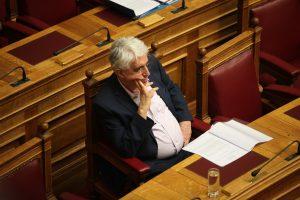 Παρασκευόπουλος: Άδικη η κριτική που δέχτηκα – Ουδέποτε σήκωσα το τηλέφωνο να κάνω κάποια παρέμβαση