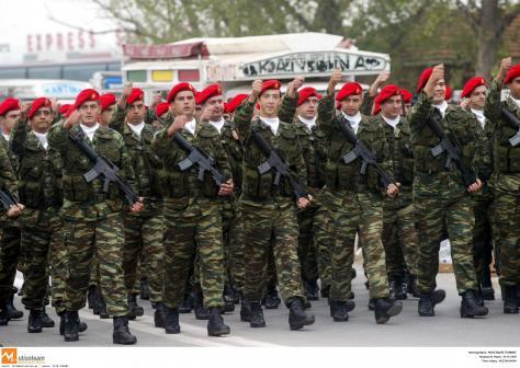 Μείον 50% στο επίδομα απασχόλησης των στρατιωτικών! Πάει στα 187 ευρώ! | Newsit.gr