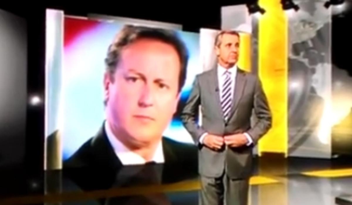 Διέκοψαν το Ρεαλ – Μπάγερν και έδειχναν τον παρουσιαστή (VIDEO) | Newsit.gr