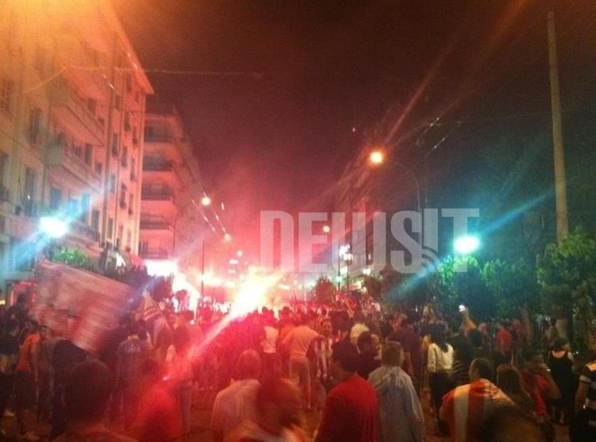 «Κάηκε» το Πασαλιμάνι – Δείτε ΦΩΤΟ στο NewsIt   Newsit.gr