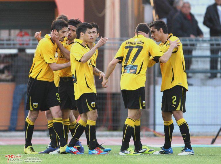ΤΕΛΙΚΟ: ΠΑΣ Γιάννινα – ΑΕΚ 2-1 | Newsit.gr