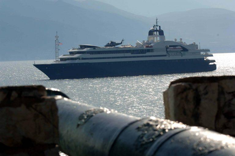 Δύο τραυματίες από ατύχημα σε κρουαζιερόπλοιο στην Πάτμο | Newsit.gr