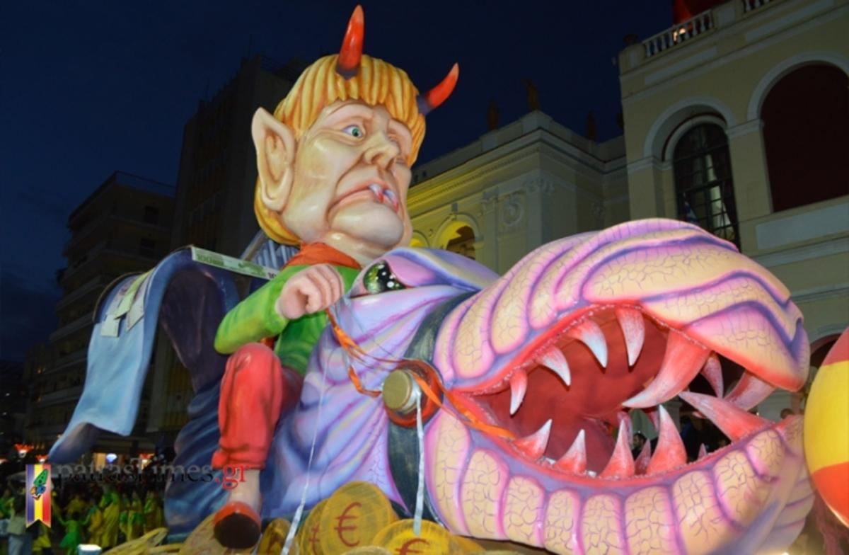 Πατρινό καρναβάλι για πάντα!  (ΦΩΤΟ) | Newsit.gr