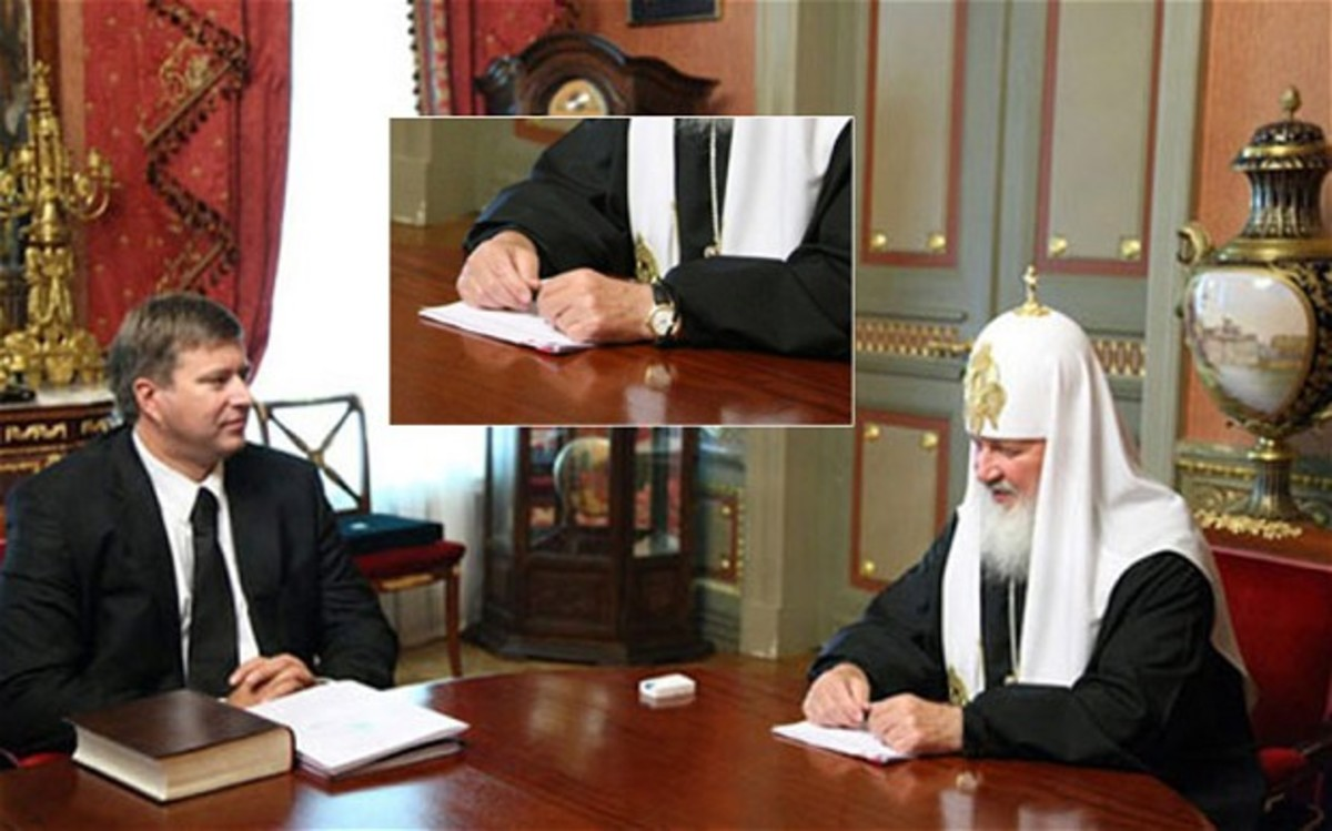 Photoshop και σε φωτογραφία του Πατριάρχη   Newsit.gr
