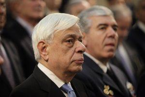 Ξεκάθαρα «μηνύματα» Παυλόπουλου για Ερντογάν, Κυπριακό, χρέος [vid]