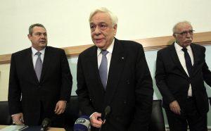 Παρέμβαση Παυλόπουλου για το Κυπριακό