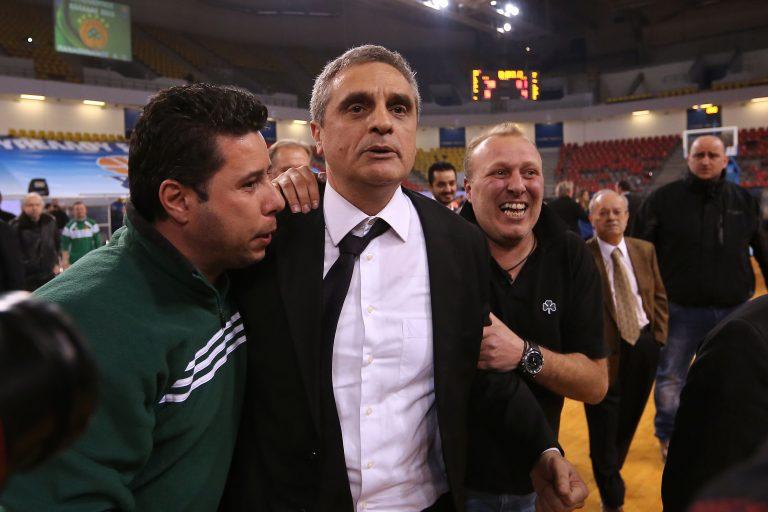 Πεδουλάκης: Το κύπελλο το… πήραμε στο ΣΕΦ | Newsit.gr