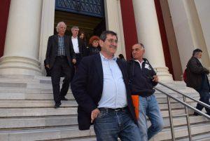 Πάτρα: Αναβλήθηκε η δίκη του δημάρχου Κώστα Πελετίδη