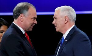 Debate αντιπροέδρων: Κέιν vs Πενς – Ποιος κέρδισε τις εντυπώσεις;