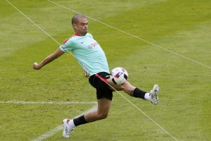 Euro 2016: Έτοιμος ο Πέπε για τον ημιτελικό της Πορτογαλίας
