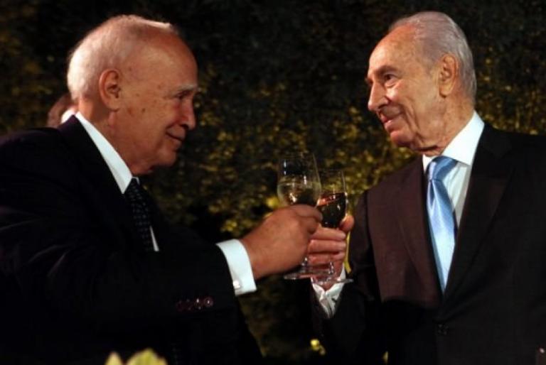 Ο Ισραηλινός Πρόεδρος και η «ελληνική » ιστορία του που τον έμαθε να τραγουδά ελληνικά   Newsit.gr