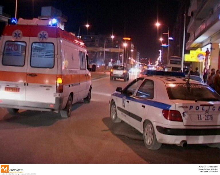 Δυο τραυματίες από ληστείες στη μέση του δρόμου   Newsit.gr