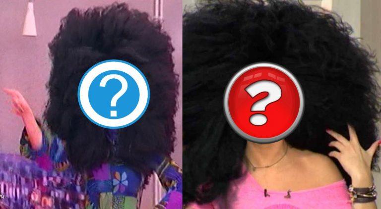 Βγήκαν στην εκπομπή με την ίδια περούκα χωρίς να το γνωρίζουν!   Newsit.gr