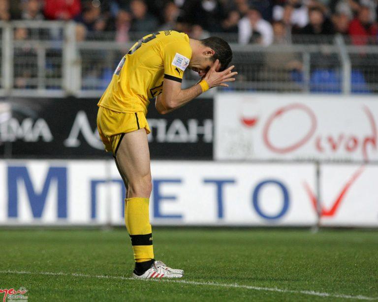 Χωρίς Πετρόπουλο κόντρα στον Ολυμπιακό η ΑΕΚ | Newsit.gr