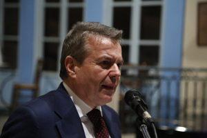 Επιμένει ο Τ. Πετρόπουλος και μιλάει για «δολοφονία χαρακτήρων»