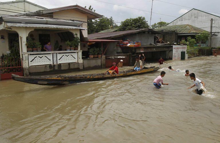 Φιλιππίνες: Οκτώ νεκροί από τις πλημμύρες | Newsit.gr