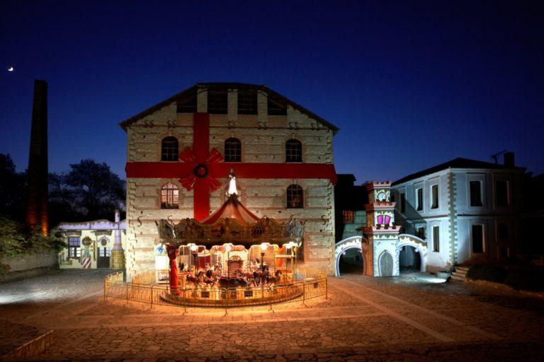 Πώς είναι το εργαστήριο του Αη Βασίλη στα Τρίκαλα; | Newsit.gr