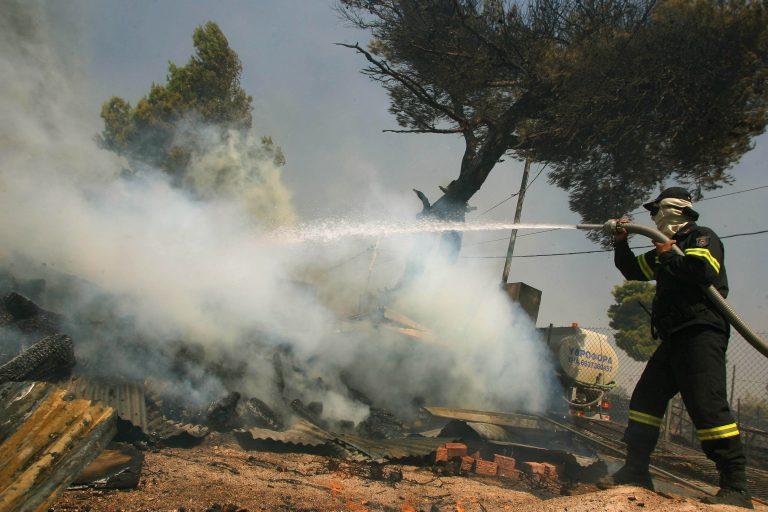 Έσβησε η πυρκαγιά στο Πικέρμι | Newsit.gr