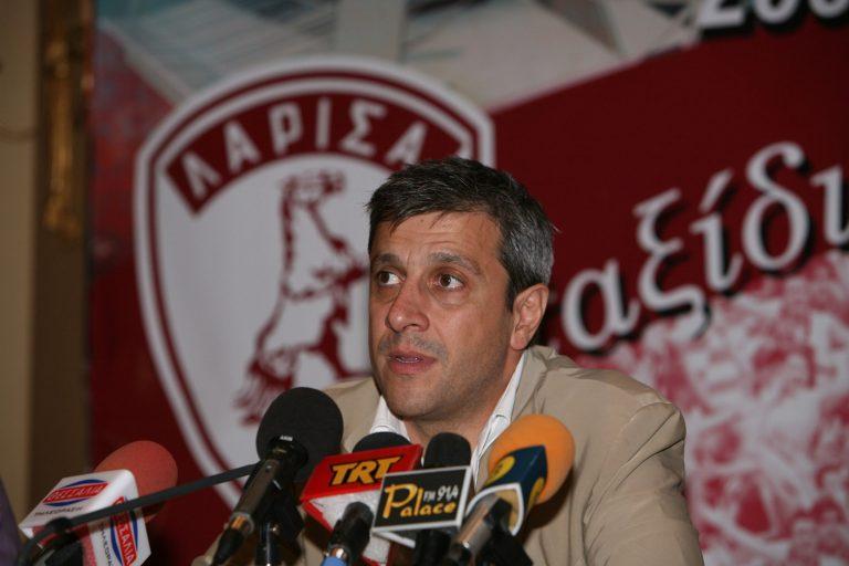 Απάντησε η ΠΑΕ Λάρισα   Newsit.gr