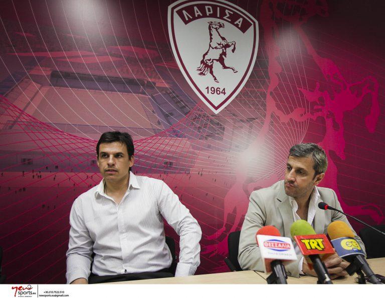 Πήρε το πιστοποιητικό η Λάρισα   Newsit.gr