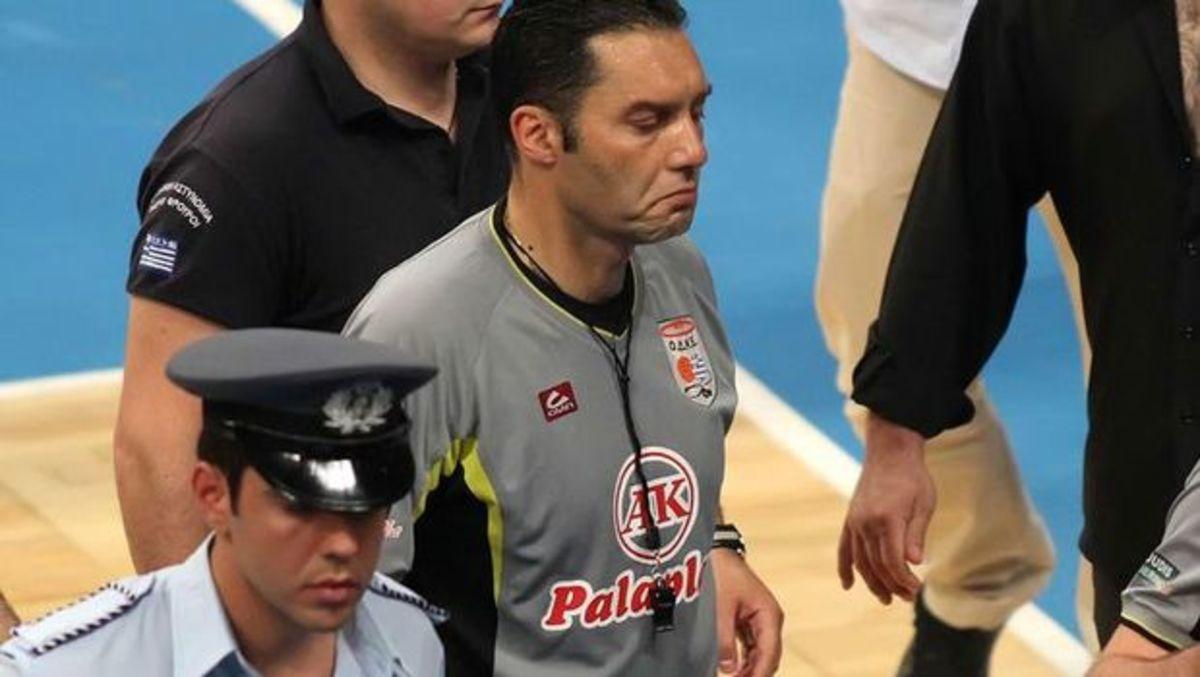 Οι διαιτητές του τελικού – Εξαιρέθηκε ο Πηλοΐδης! | Newsit.gr