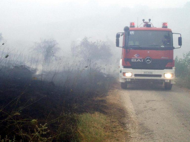 Συγκρούση πυροσβεστικού οχήματος με μηχανάκι στα Χανιά | Newsit.gr