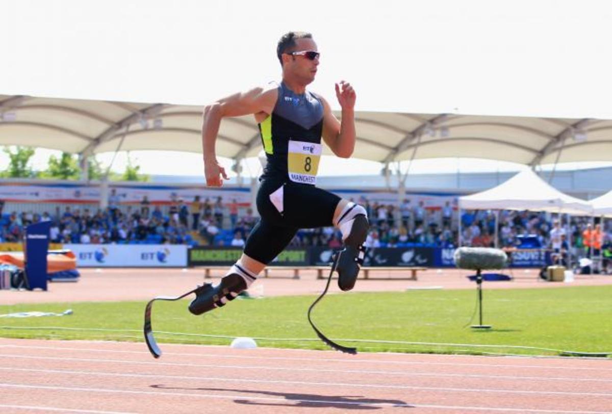Ο πρώτος αθλητής με αναπηρία που θα συμμετάσχει στους Ολυμπιακούς! | Newsit.gr