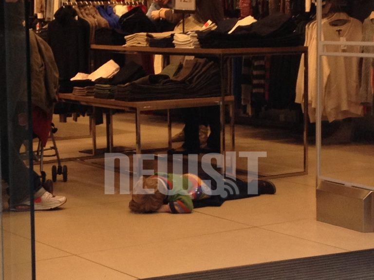 Κάποιος νυστάζει ακόμα…Εκπληκτικές ΦΩΤΟ   Newsit.gr