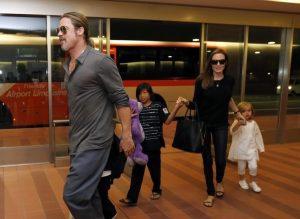 Ο Μπραντ Πιτ είδε πρώτη φορά τα παιδιά του μετά τον χωρισμό από την Αντζελίνα Τζολί