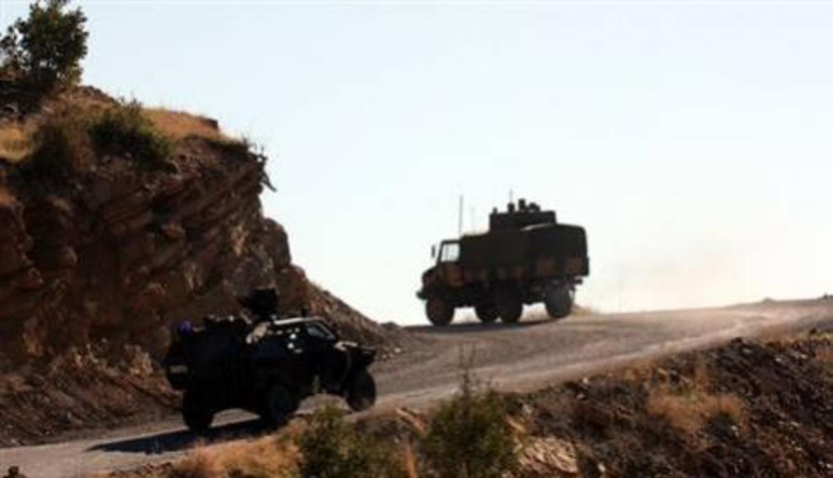 Επίθεση του PKK σε τρένο και σε φάλαγγα στρατού | Newsit.gr
