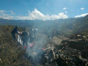 Συντριβή αεροσκάφους στην Παπούα! Όλοι οι επιβαίνοντες νεκροί