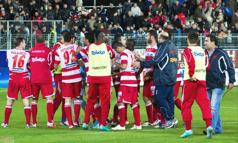 ΤΕΛΙΚΟ: Πλατανιάς – Βέροια 0-0 | Newsit.gr