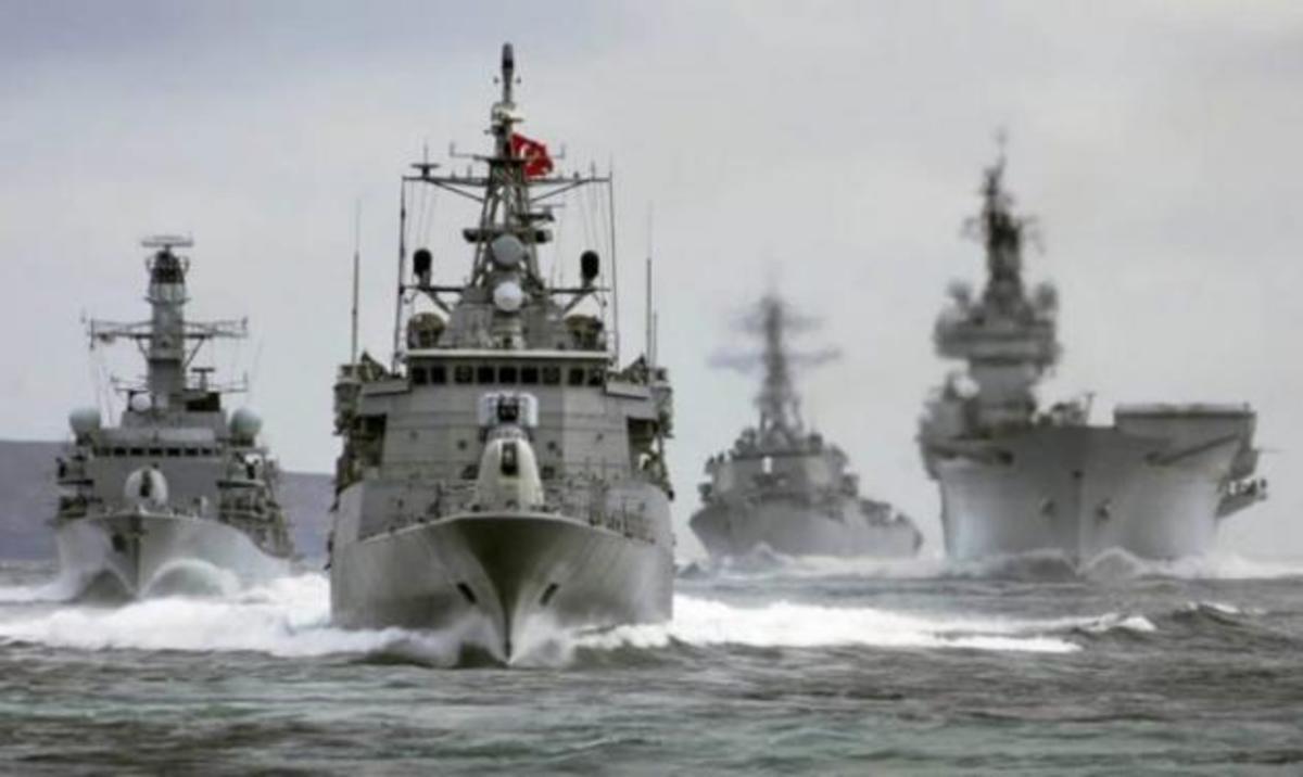 Κορυφώνεται το θράσος της Άγκυρας | Newsit.gr