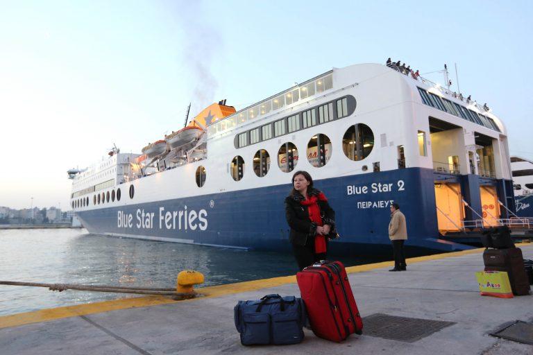Κανονικά τα δρομολόγια των πλοίων – Κλειστό παραμένει το Ρίο-Αντίρριο | Newsit.gr