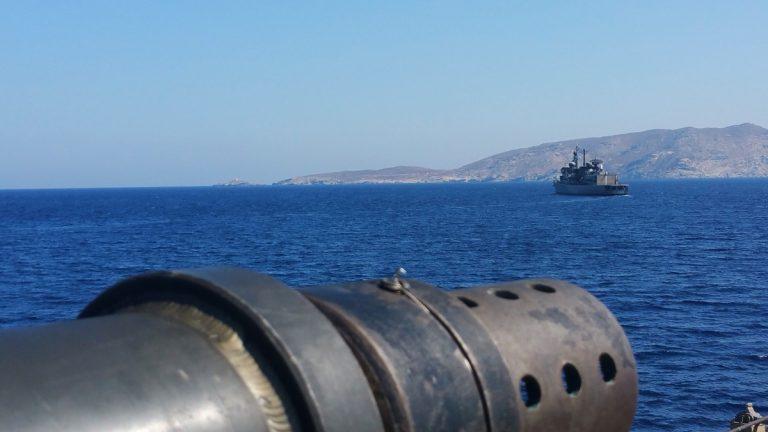 Βολές τουρκικού περιπολικού στο Φαρμακονήσι – Τι λέει το Γενικό Επιτελείο Εθνικής Άμυνας!   Newsit.gr