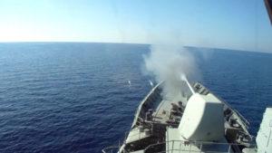 Ναυτικός αποκλεισμός ελληνικών νησιών – Πολεμικά παιχνίδια της Άγκυρας